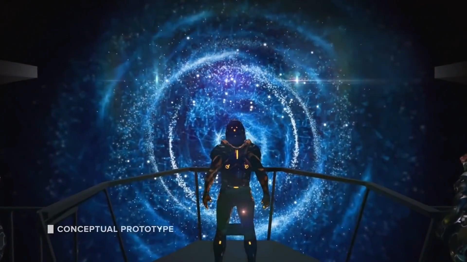 《质量效应:仙女座》开发团队同天文学家合作