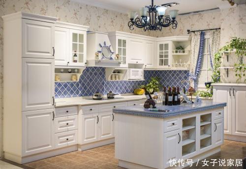 橱柜定制让你家的厨房不一样-家居窝