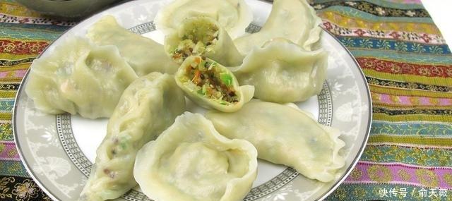 听说三伏天吃饺子,最适合吃这馅,清爽多汁,清热解暑,还能减肥