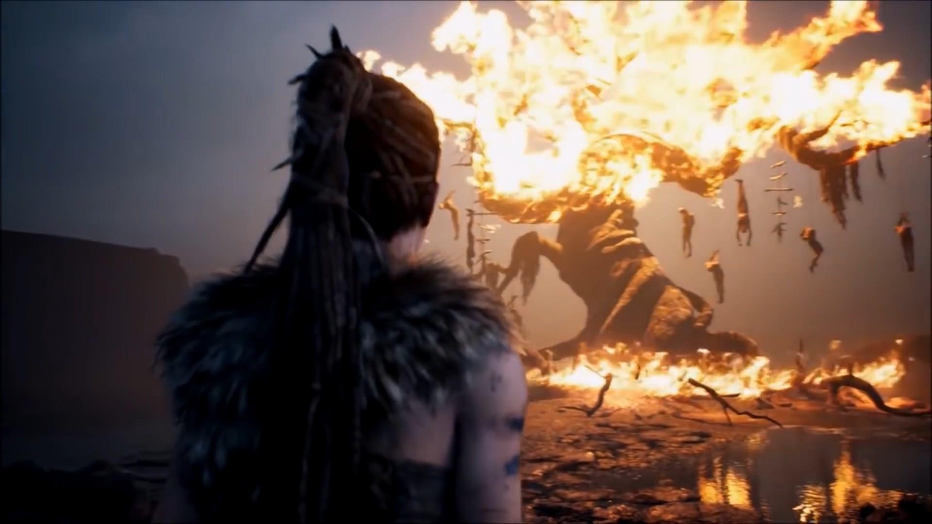 地狱之刃塞娜的献祭预告片