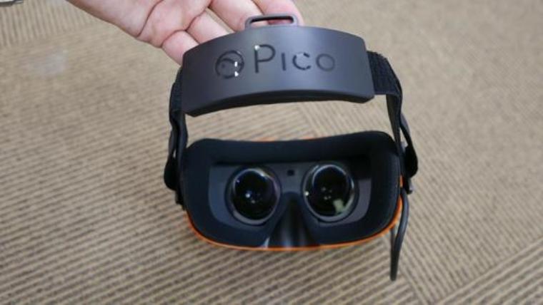 小鸟看看VR一体机Pico Neo评测 设计独具创新