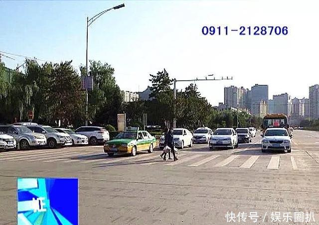 【热文】延安市区新增一处机动车不礼让行人抓拍点