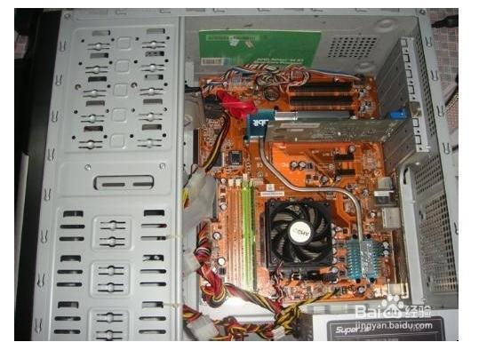 2个硬盘怎么接线