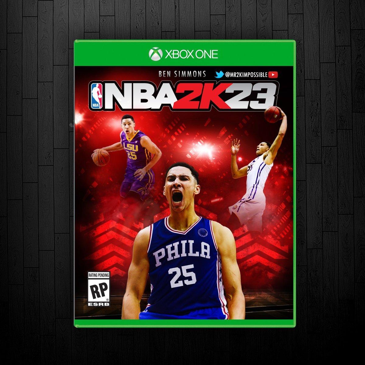 《NBA2K23》封面人物大猜想