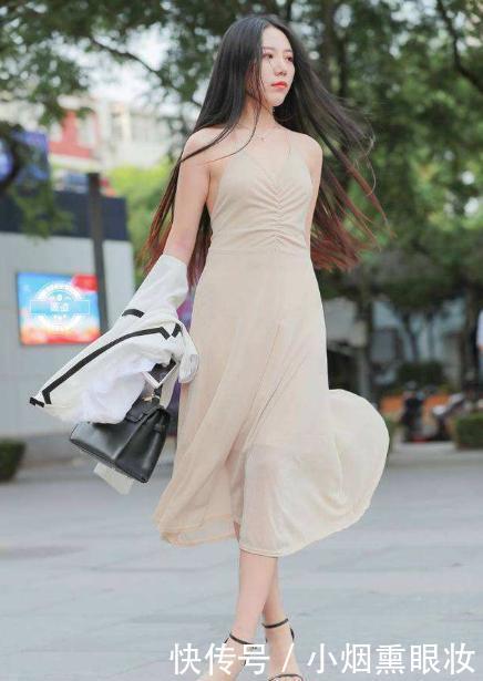 爱美的你,试试这几款雪纺裙,这个夏天穿出不一样的美