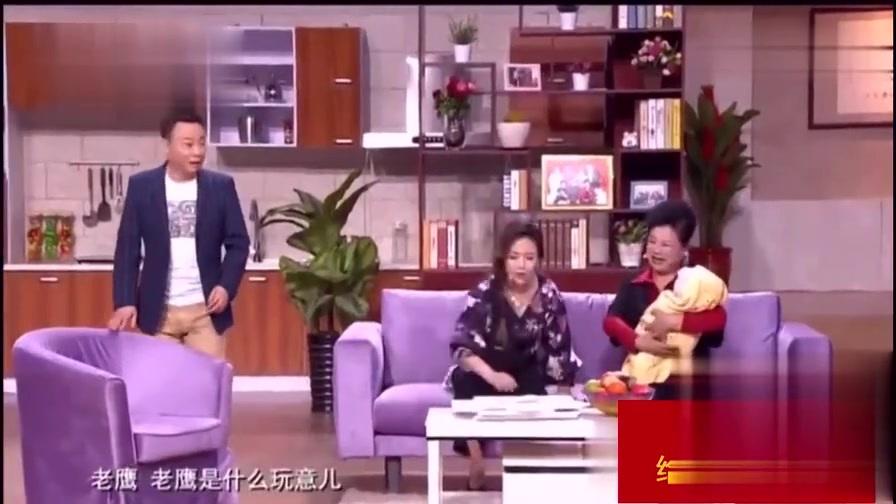 邵峰、张瑞雪爆笑小品《给妈放个假》,笑翻了,经典