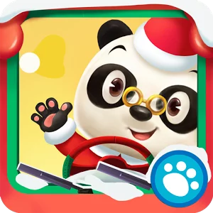 Dr. Panda 巴士司机:圣诞节版