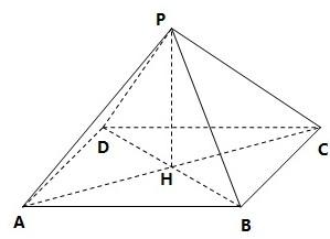 棱长都相等的正四棱锥的侧棱与底面所成的角是