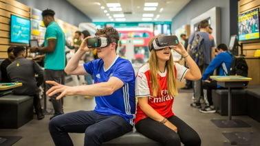 英电视台计划推出VR直播 切尔西对阵阿森纳