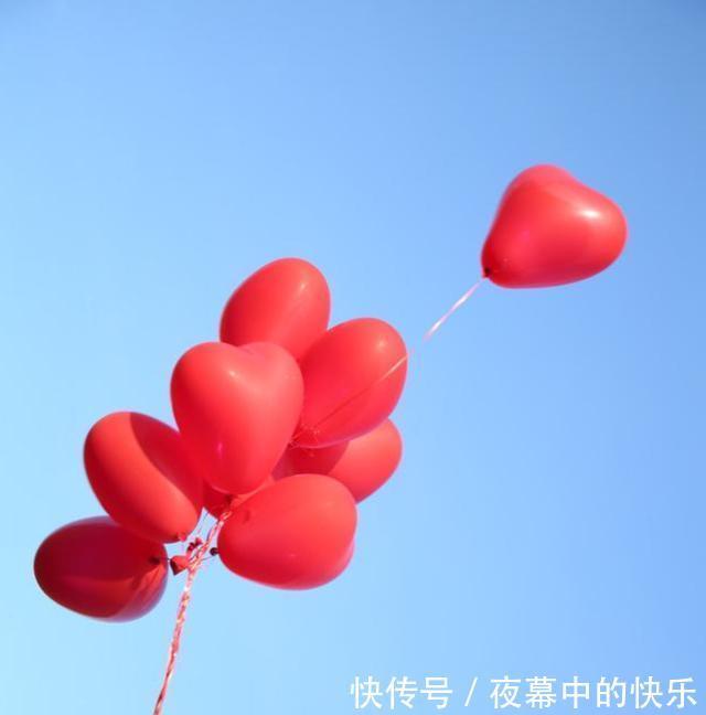 心理测试:第一眼你喜欢哪一个气球?测你是不是有福气的女人