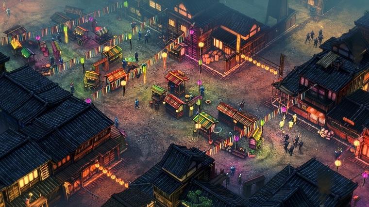 《影子战术:将军之刃》游戏截图