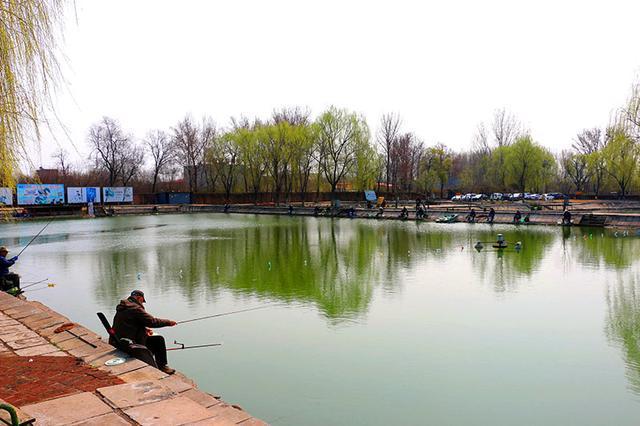 """《一钓探坑》第一期:北京昌平""""百辰生态园""""-旅游休闲垂钓"""