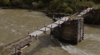 中国最神奇的桥:没有一颗钉子,却用了超过100年
