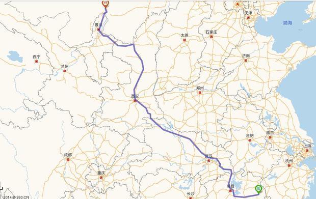 乌海地图高清版