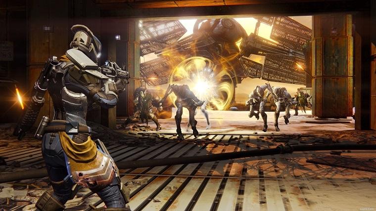 《命运》游戏画面