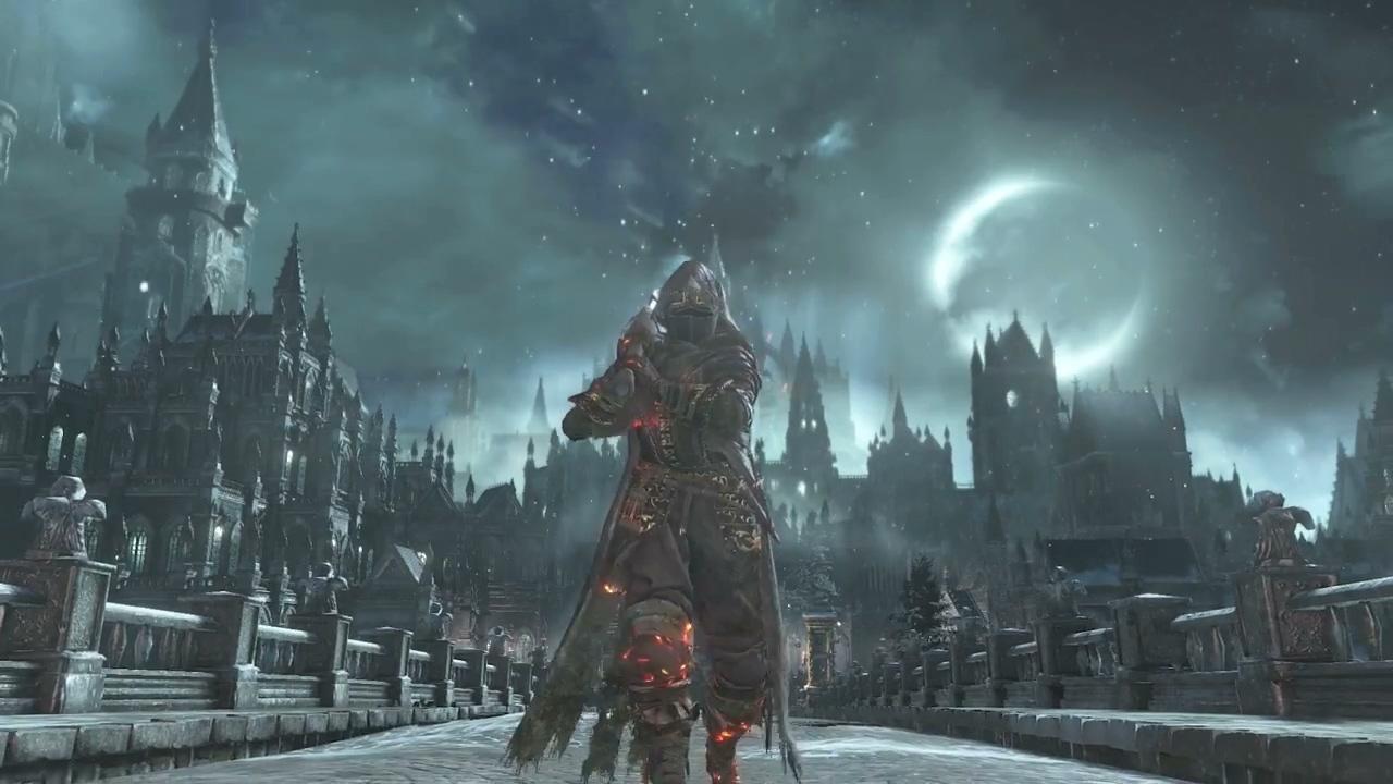 """《黑暗之魂3》DLC""""阿里安德尔的灰烬""""PVP模式预告"""