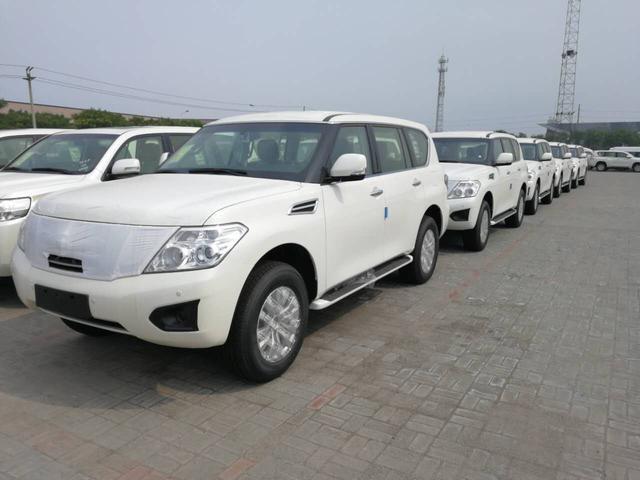 17款日产途乐4.0l进口中东版最低报价 天津现车全国可