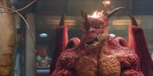 美版《怪物弹珠》写实宣传片曝光 你还认识他们吗?