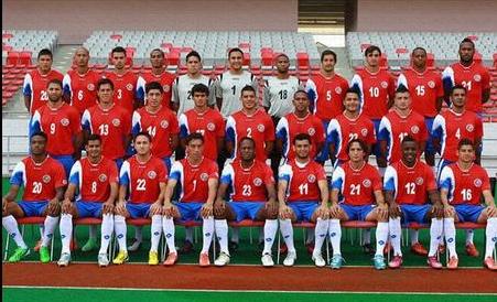中国足球队vs马里队_哥斯达黎加国家男子足球队