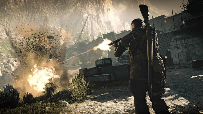 《狙击精英4》预购奖励