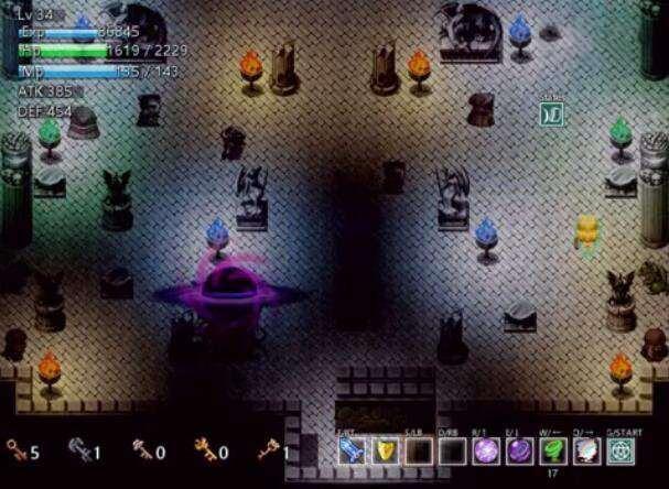 Evil Maze恶魔迷宫最终BOSS攻略 第一层攻略