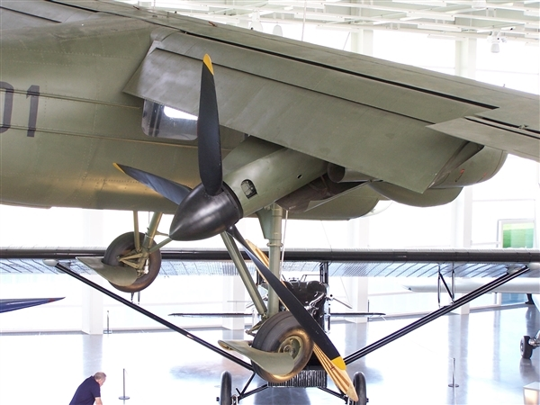 德国奇葩战机:螺旋桨倒装 性能超群 - 爱新觉罗.启松 - 爱新觉罗-启松的博客