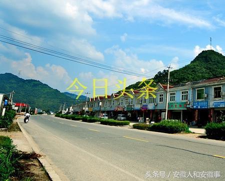 宁国市最牛的2个小城镇,双双入选全国重点镇