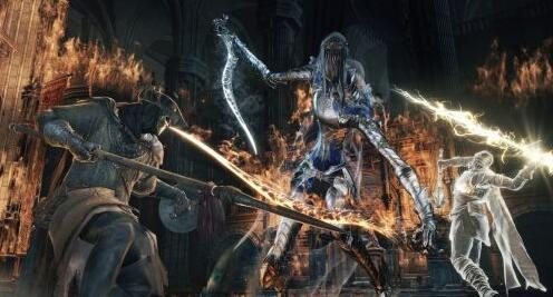 黑暗之魂3骑士一周目玩法技巧心得