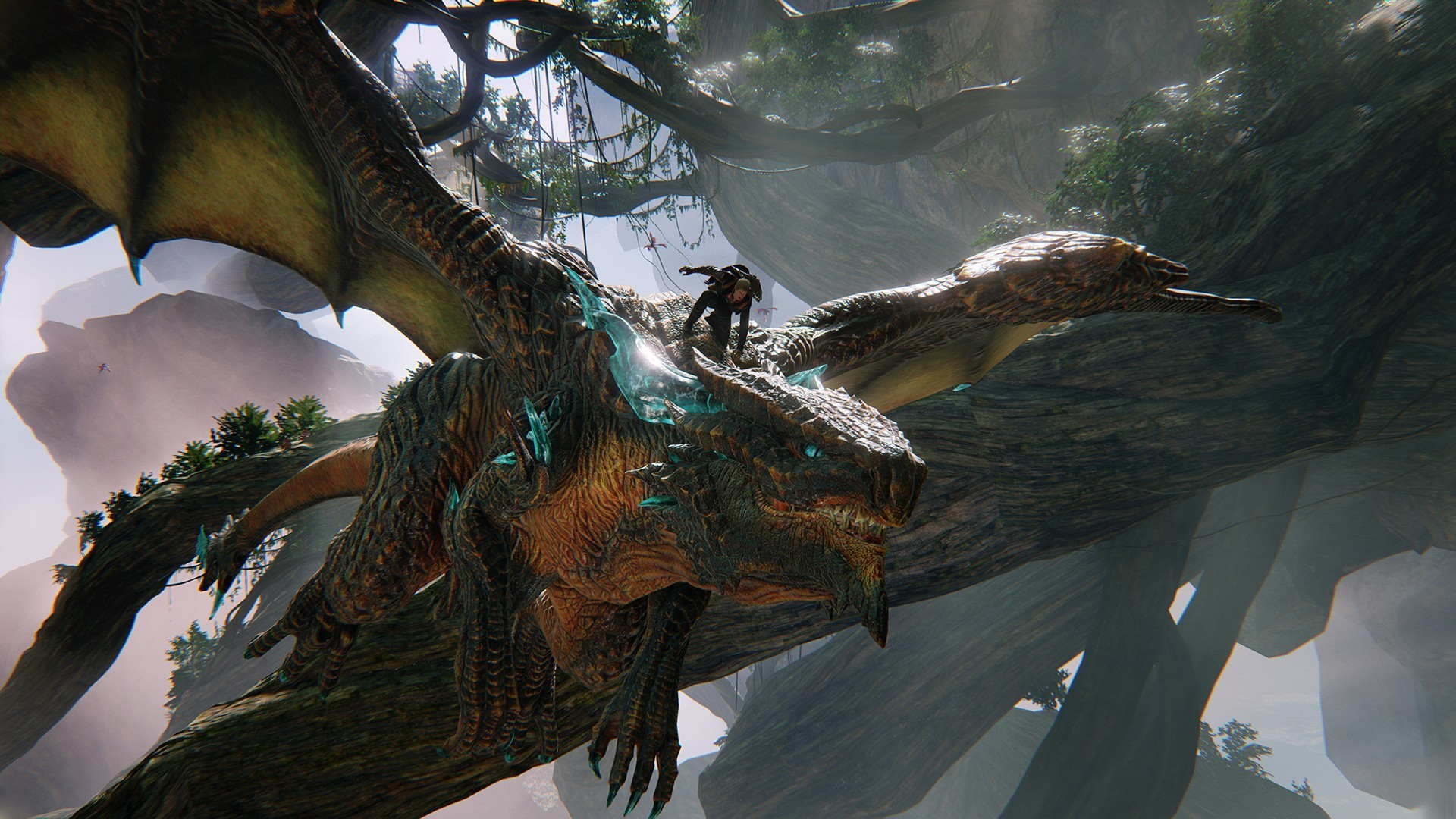 《龙鳞化身》可以在游戏中养成飞龙