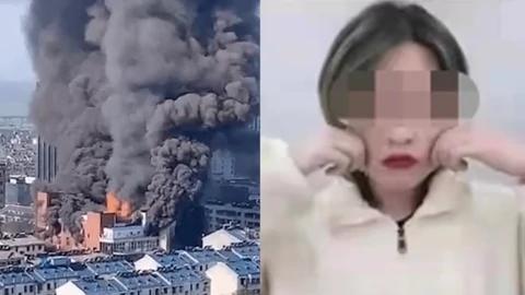 安徽商场 火灾致4死,一名遇难女孩朋友圈曝光:可能会死这里了