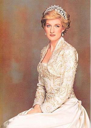 戴安娜王妃图片 戴安娜王妃死后照片 戴安娜王妃婚礼