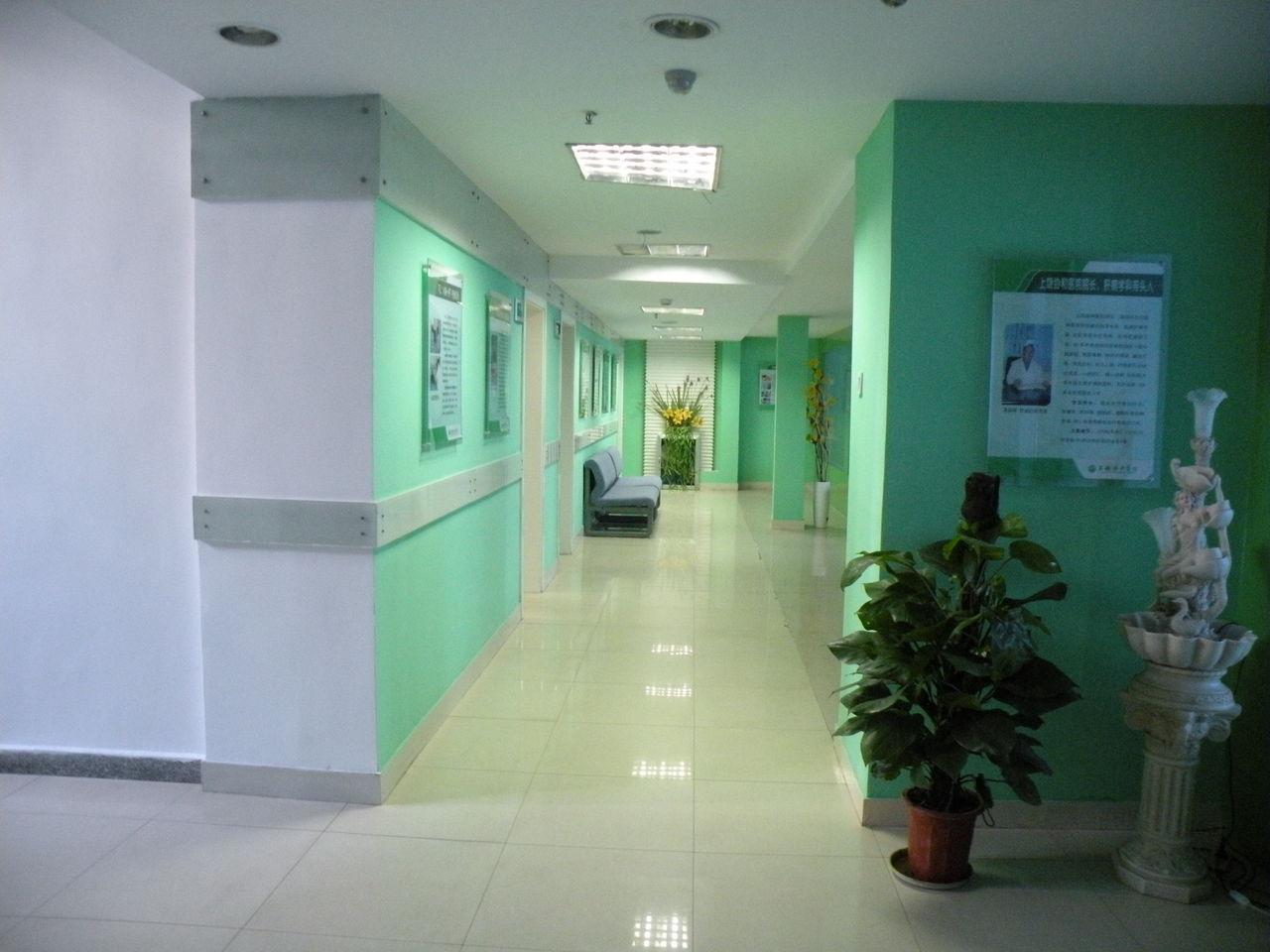40平米妇科诊所装修图