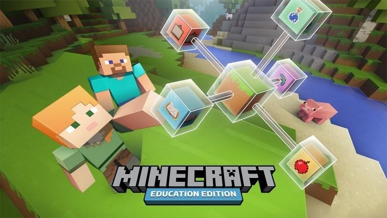 我的世界:教育版11月发售