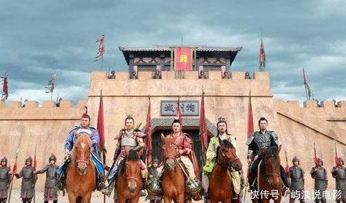 隋唐时代真正的武将排名,杨林只能排第四,第一
