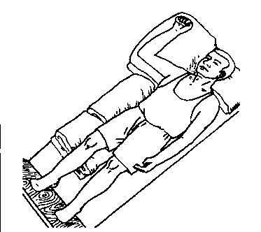 偏瘫肢体功能锻炼图解
