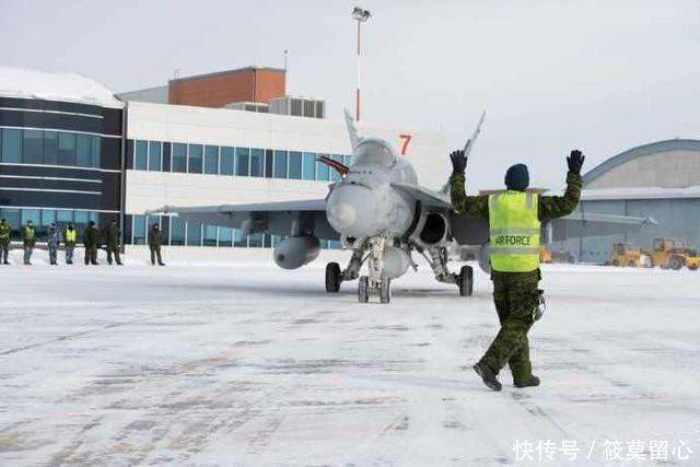 扛不住了吗?加拿大决定引进大批F35战机,终究离不开美国的保护