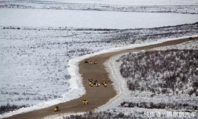 沿路风景美到让您心动了吗?快出发驾着爱车去挑战北极吧!