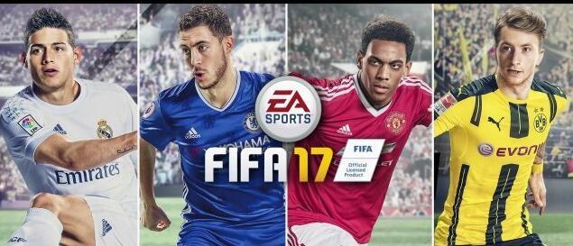 《FIFA 17》配置要求曝光