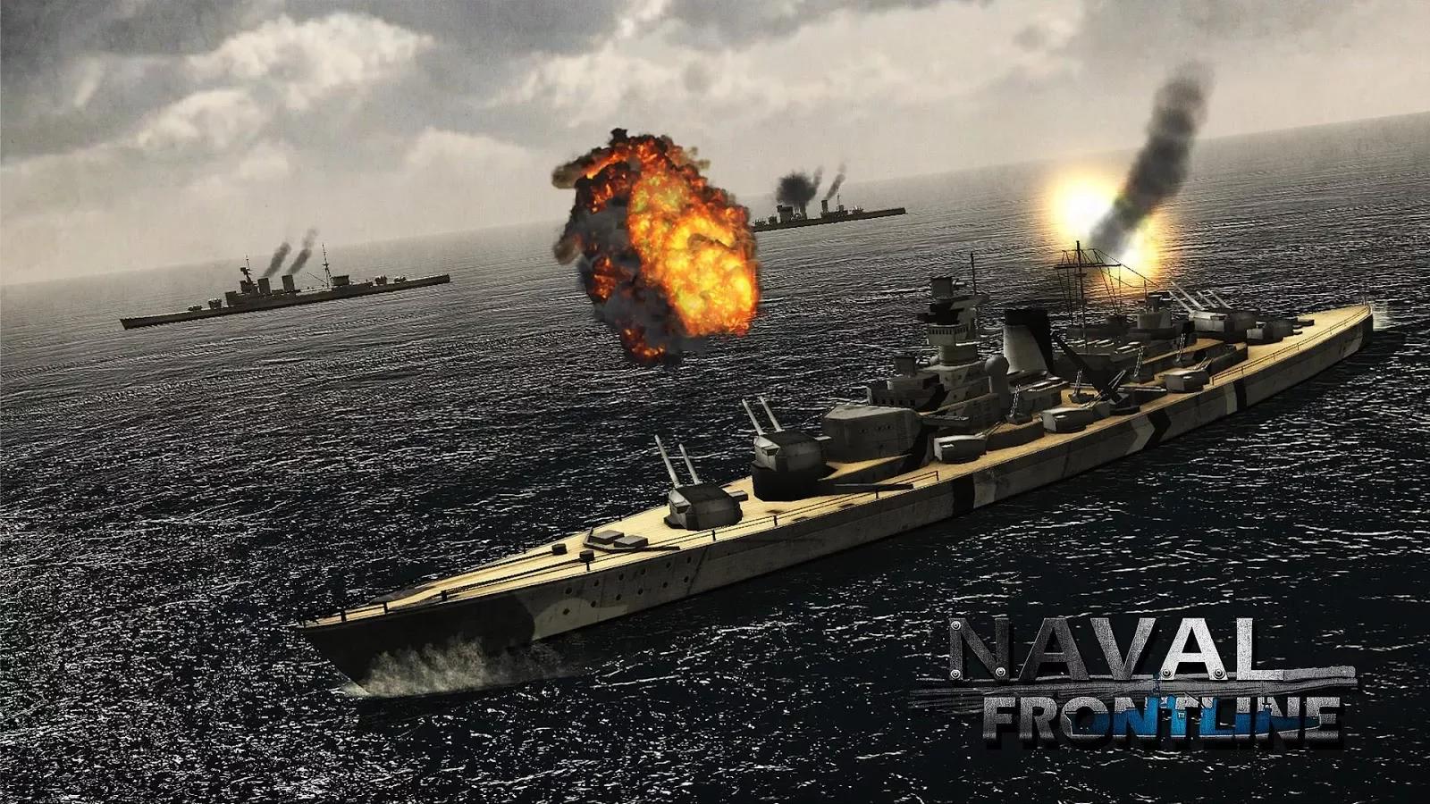 海军最前线 : 意军奇袭截图12