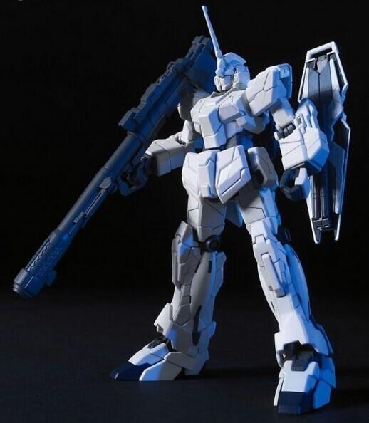 HGRX-0独角兽高达独角模式+头像支架