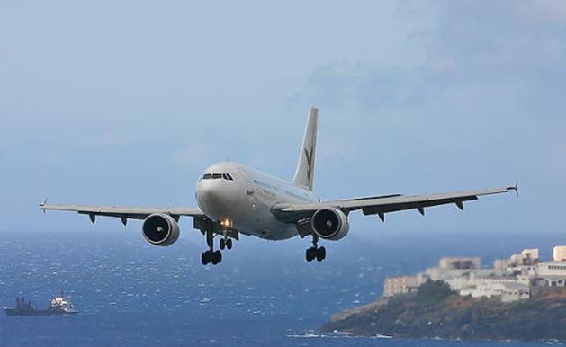 政府航空中队的飞机