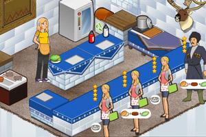 美女汉堡店4变态版 美女汉堡店4变态版小游戏