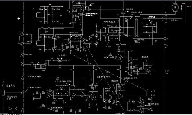 蓝泉开水器三相接触器接线图