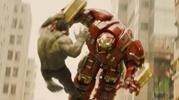 《复仇者联盟2》中文正片片段 钢铁侠大战绿巨人