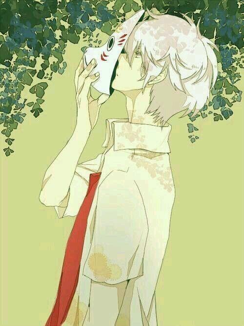 求动漫男生穿白衬衫的图片