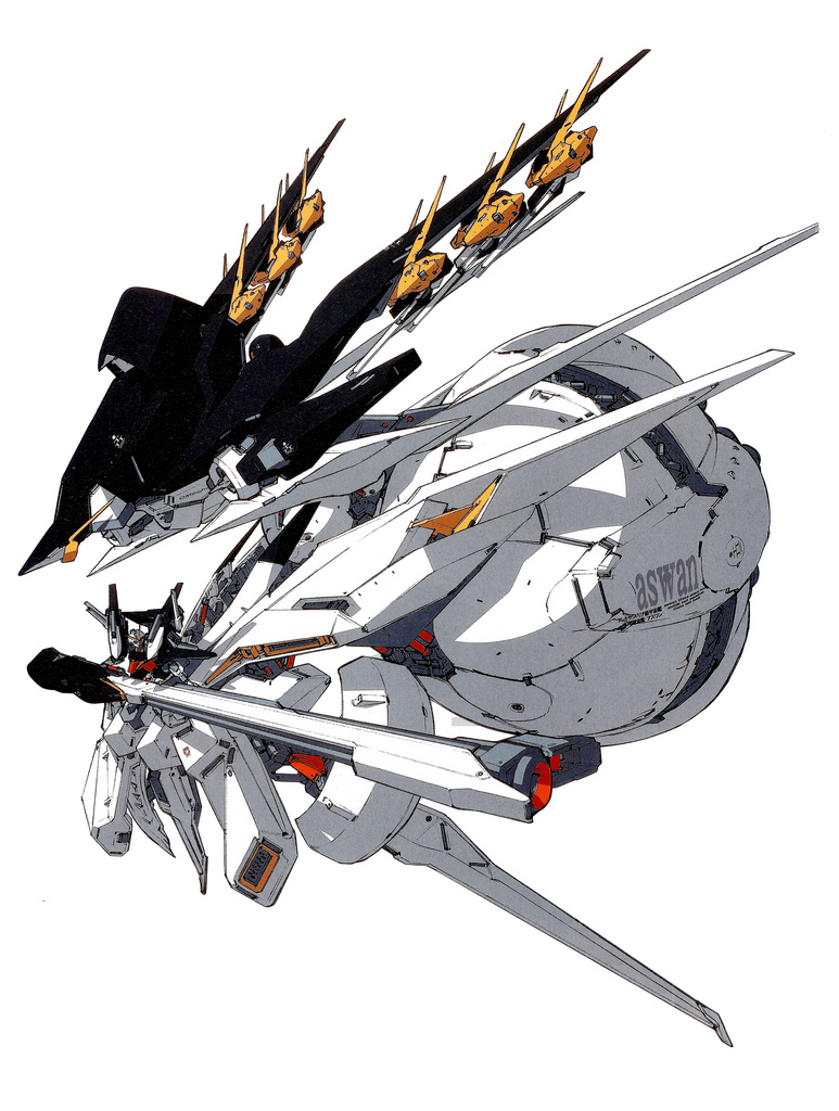 RX-124高达TR-6·银雷