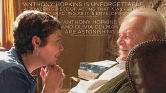 《困在时间里的父亲》确认引进横扫颁奖季,霍普金斯再现神级演技