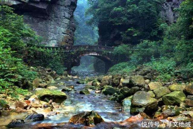 风景区 248元 武陵源由张家界国家森林公园 慈利县的索溪峪自然保护区