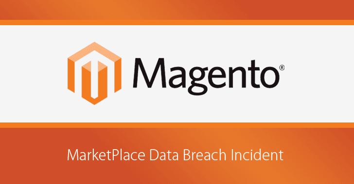 Adobe宣布Magento Marketplace数据泄露
