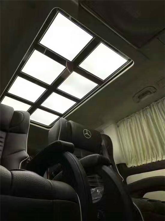 奔驰商务车改装 奔驰商务车改航空座椅 奔驰威霆